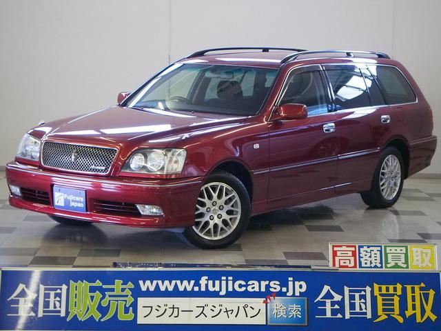 「トヨタ」「クラウンエステート」「ステーションワゴン」「新潟県」の中古車