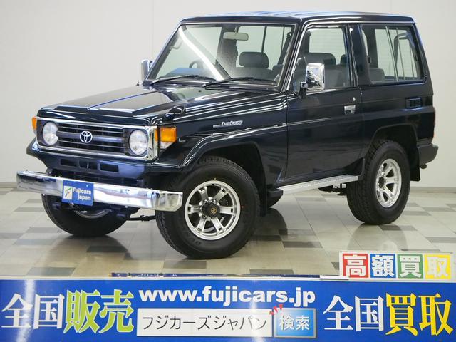 トヨタ LX 切替4WD 背面タイヤ 16インチAW ディーゼル