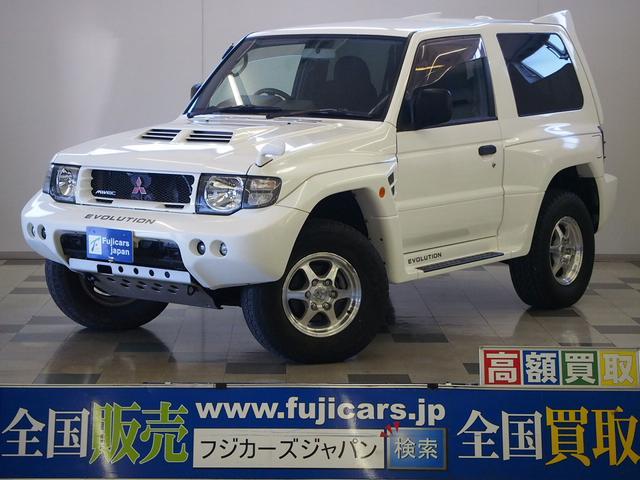 三菱 エボリューション 1オーナー 3連メータ 5MT 切替4WD