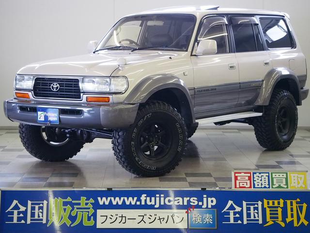 トヨタ VXリミテッド NOx・PM適合車 リフトアップ 後期型