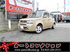 キューブ15X タイミングチェーン車 電動格納ミラー キーレス付
