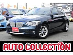 BMW116i ハーフレザー ETC プシュッスタート