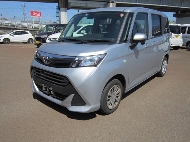 トヨタ X S 安全ブレーキ/ナビ/左PWスライドドア