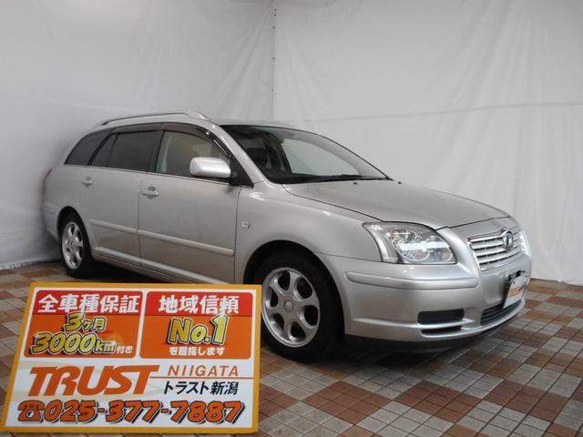 トヨタ Xi 4WD DVDナビ 社外アルミ