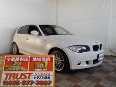 BMW120i Mスポーツ スマートキー ETC 純正アルミ
