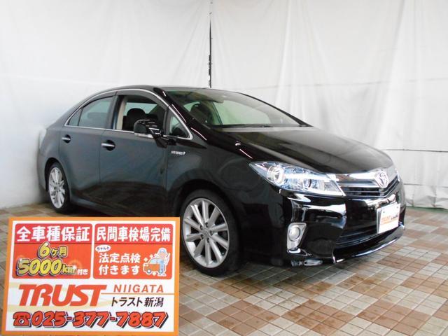 トヨタ S サンルーフ HDDナビ フルセグ
