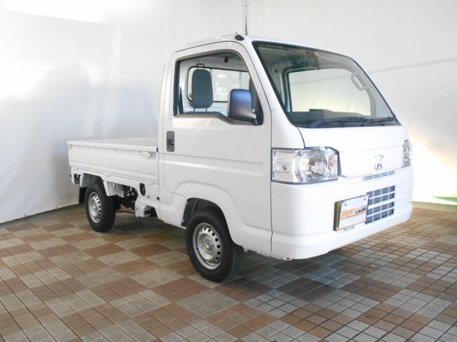 ホンダ アクティトラック  4WD 届出済未使用車 キーレス スペアキー ABS エアコン パワーウィンドウ ライトレベライザー 荷台ライト 走行4キロ