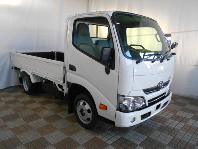 トヨタ ダイナトラック  モクセイフルジャストロー 登録済未使用車 最大積載量1500キロ AUX端子 フロントフォグ ABS パワーウィンド キー3個 走行7キロ