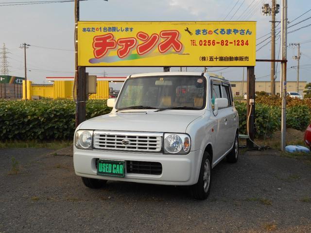 スズキ G エディション 2WD