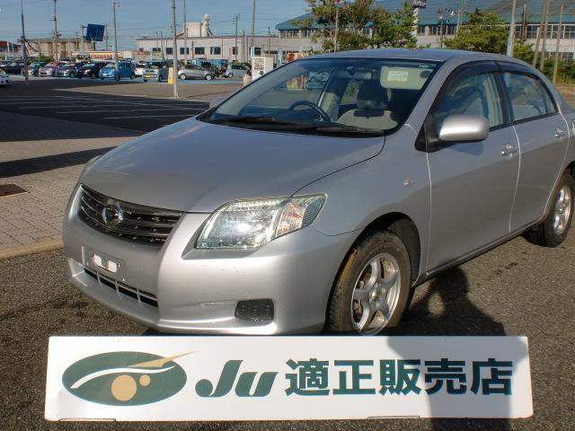 トヨタ X 純正CD 社外アルミ ETC キーレス