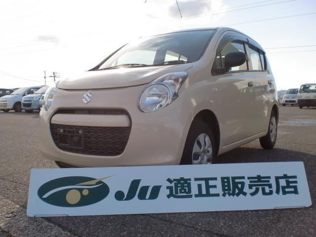 スズキ F 5速マニュアル 夏タイヤ4本新品交換