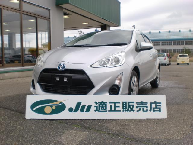 トヨタ S 純正SDナビ キーレス