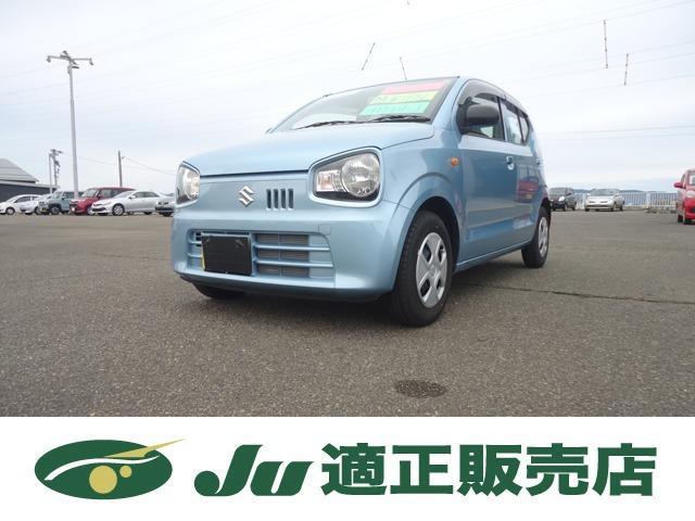 スズキ L エネチャージ ドアバイザー&フロアマット CVT/純正CD/キーレス/Wエアバッグ/ABS/運転席シートヒーター/