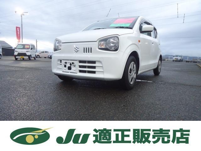 スズキ L レーダーブレーキサポート搭載車 レーダーブレーキサポート/Wエアバッグ/ABS/運転席シートヒーター/純正CD/ETC
