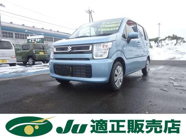 スズキ FA 4WD 5速マニュアル 4WD/5速マニュアル/キーレス/Wエアバッグ/シートヒーター