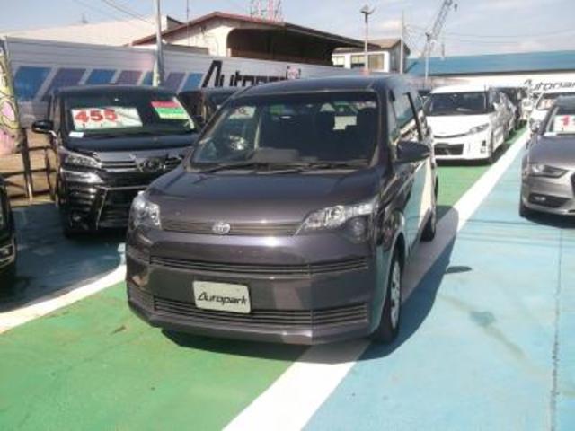 「トヨタ」「スペイド」「ミニバン・ワンボックス」「新潟県」の中古車