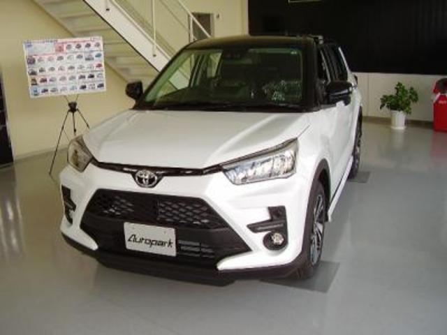 トヨタ ライズ Z
