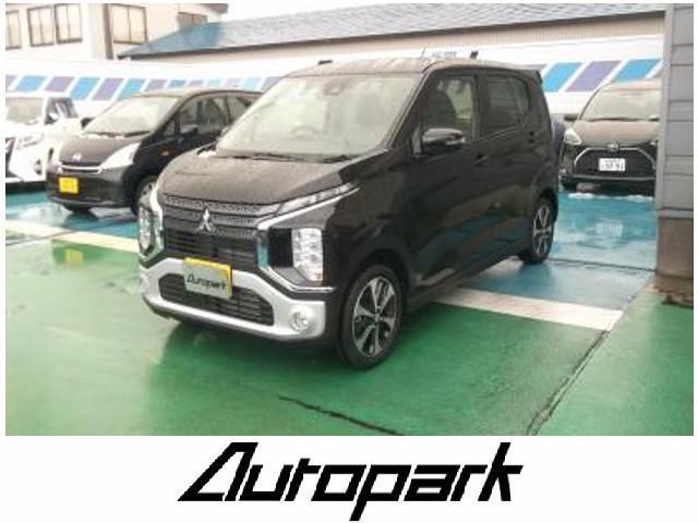 eKクロス(三菱) G 登録済未使用車 中古車画像