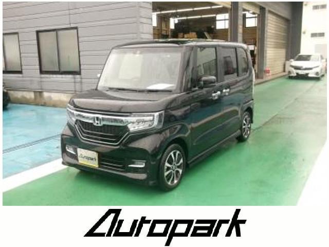 ホンダ N-BOXカスタム G・Lホンダセンシング 4WD ナビ装着用スペシャルパッケージ