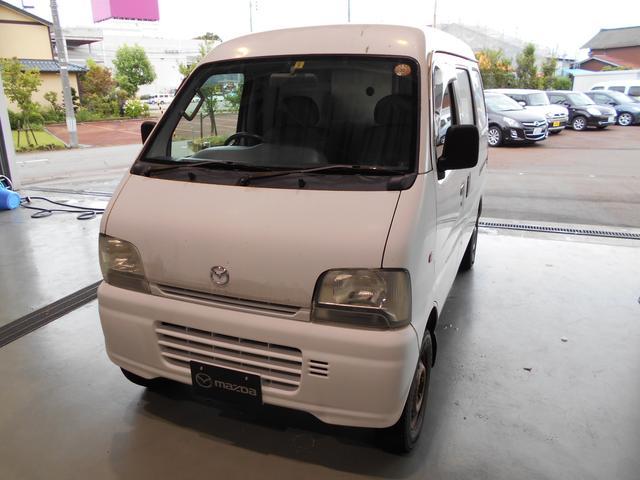 マツダ PA 冷蔵冷凍車 4WD