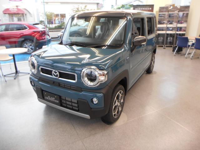 マツダ ハイブリッドXS 4WD