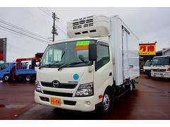 デュトロ2t FJL ワイドロング 低温冷凍車 P/G スタンバイ付