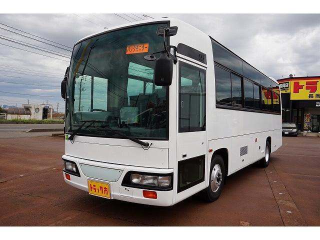 日産ディーゼル スペースランナー 30人乗り 観光仕様バス 総輪エアサス