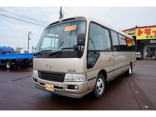 日野 EX 29人乗り マイクロバス 総輪エアサス