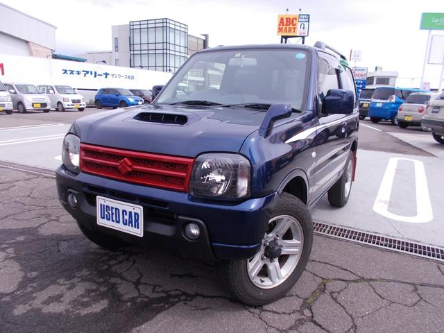 スズキ XC 5MT 4WD