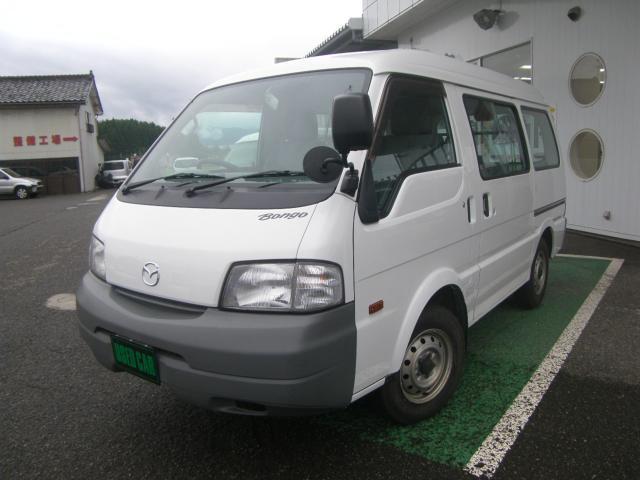 マツダ ボンゴバン DX 4WD タイミングチェーン式