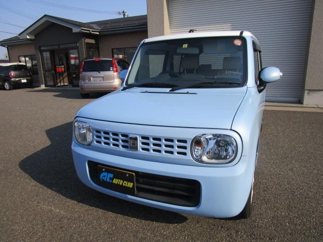スズキ 4WD X ホワイトルーフ