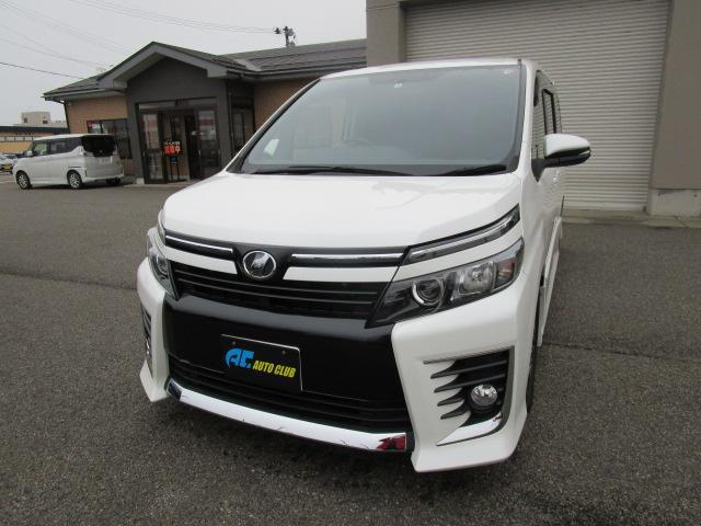 トヨタ ZS 4WD ナビTV Bカメラ 両側電動スライドドア