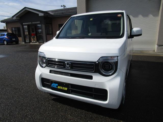 ホンダ Lホンダセンシング 4WD ナビフルセグTV バックカメラ ETC LEDライト オートライト シートヒーター ホンダセンシング フロアマット付 新車保証継承付