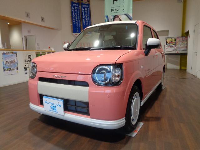 ダイハツ 4WD X SAIII スイート&アナザースタイルP