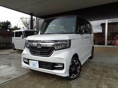 N BOXカスタム4WD G・Lターボホンダセンシング