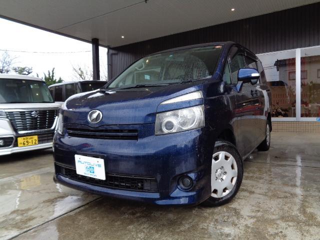 トヨタ 4WD X