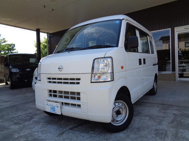 「日産」「NV100クリッパーバン」「軽自動車」「新潟県」の中古車