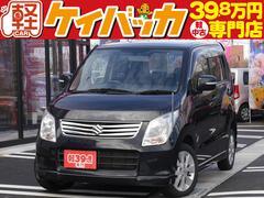 ワゴンRFXリミテッド CD ABS スマートキー 電動格納ミラー