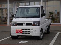 クリッパートラックDX 4WD 5MT ラジオ エアバッグ パワステ