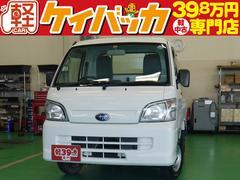サンバートラックTB 4WD 5MT ラジオ エアバッグ