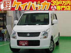 ワゴンRFX 4WD 純正CDデッキ シートヒーター