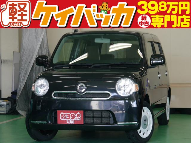 ダイハツ ココアXスペシャルコーデ 4WD 純正CDデッキ ETC