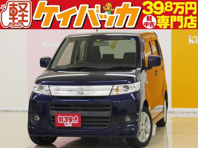 スズキ X 4WD 純正CDオーディオ スマートキー ETC