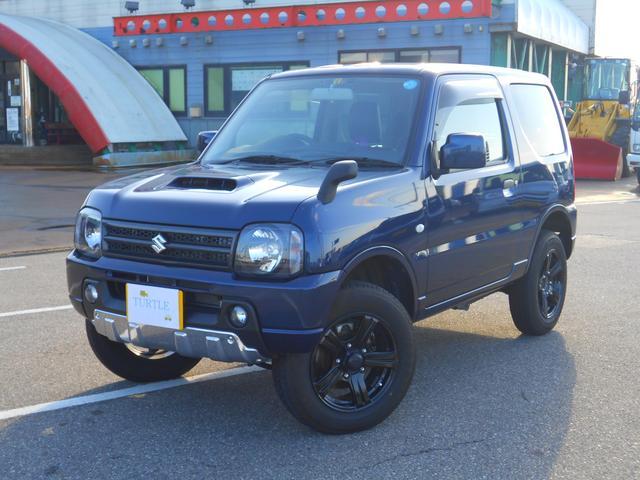 スズキ XG 4WD・ターボ