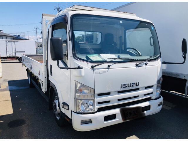いすゞ エルフトラック