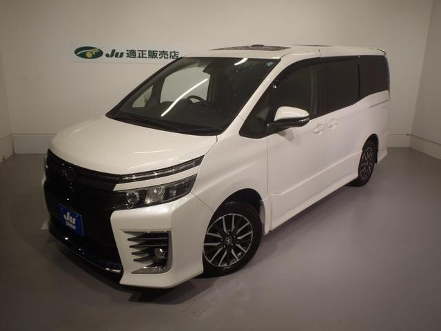 トヨタ ZS サンルーフ ナビTV 7人 両側電動 レーダーブレーキ