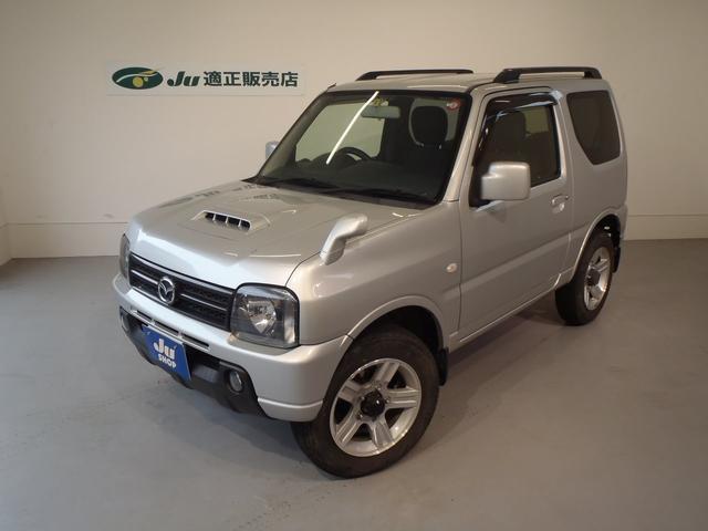 マツダ XC 4WD メモリーナビ