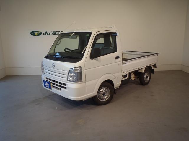 マツダ  KC エアコン・パワステ 4WD