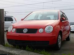 VW ポロベースグレード DVDナビ ABS エアバッグ