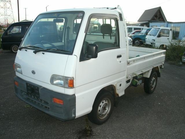 スバル STDスペシャルII 三方開 4WD